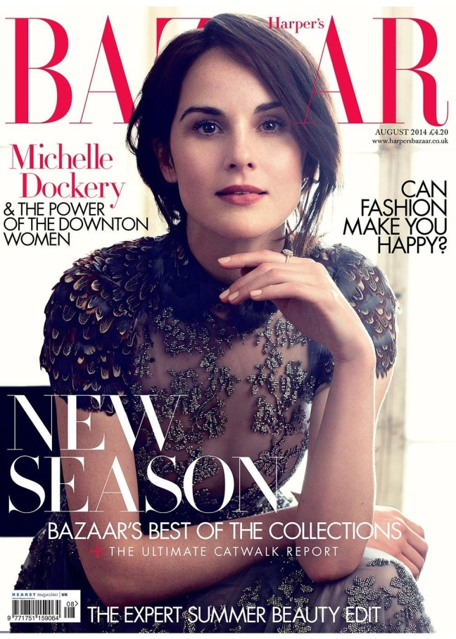 Michelle_Dockery_Harpers_Bazaar_Aug15