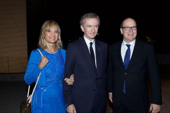 fondation-louis-vuitton-opening-paris-Helene_Arnault-Bernard_Arnault-Prince_Albert-of-Monaco